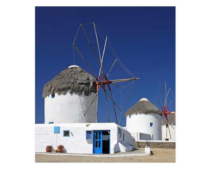 Vliesové fototapety na zeď Větrný mlýn | MS-3-0208 | 225x250 cm - Fototapety vliesové