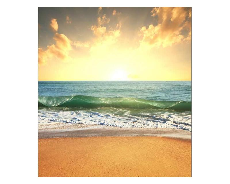 Vliesové fototapety na zeď Moře při západu slunce | MS-3-0209 | 225x250 cm - Fototapety vliesové