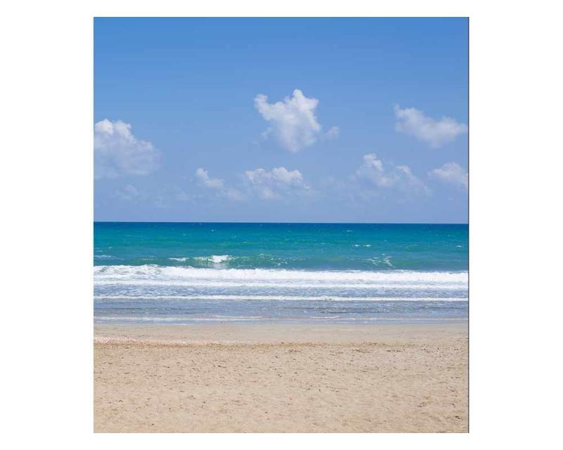 Vliesové fototapety na zeď Pláž | MS-3-0210 | 225x250 cm - Fototapety vliesové