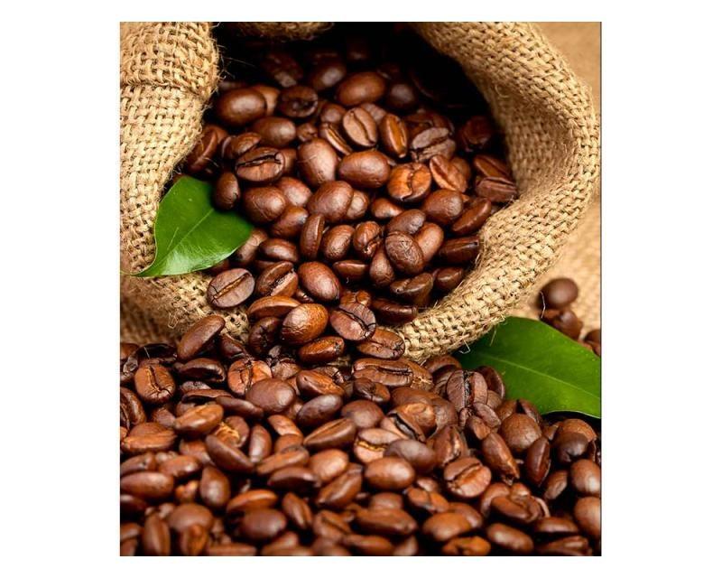 Vliesové fototapety na zeď kávová zrna | MS-3-0244 | 225x250 cm - Fototapety vliesové