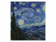 Vliesové fototapety na zeď Hvězdná noc od Vincenta van Gogha | MS-3-0250 | 225x250 cm Fototapety vliesové