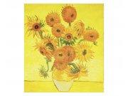 Vliesové fototapety na zeď Slunečnice od Vincenta van Gogha | MS-3-0252 | 225x250 cm Fototapety vliesové
