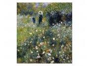 Vliesové fototapety na zeď Ženy v zahradě od Pierra Augusta Renoira | MS-3-0256 | 225x250 cm Fototapety vliesové