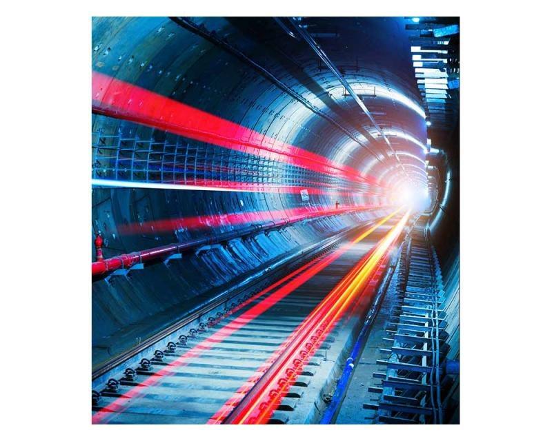 Vliesové fototapety na zeď Tunel | MS-3-0267 | 225x250 cm - Fototapety vliesové