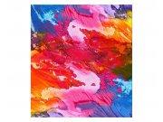 Vliesové fototapety na zeď Abstraktní malba | MS-3-0268 | 225x250 cm Fototapety vliesové
