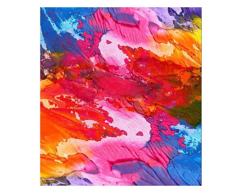 Vliesové fototapety na zeď Abstraktní malba | MS-3-0268 | 225x250 cm - Fototapety vliesové