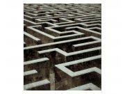 Vliesové fototapety na zeď 3D labyrint | MS-3-0279 | 225x250 cm Fototapety vliesové
