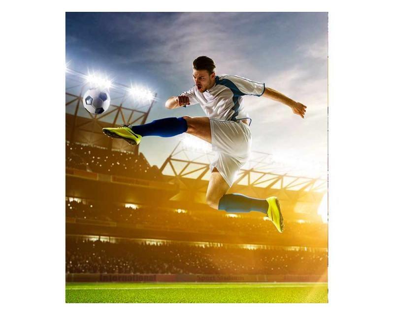 Vliesové fototapety na zeď Fotbalový hráč   MS-3-0306   225x250 cm - Fototapety vliesové