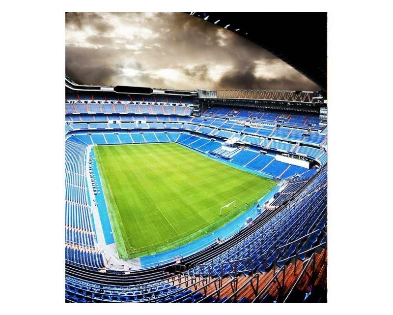 Vliesové fototapety na zeď Fotbalový stadión | MS-3-0307 | 225x250 cm - Fototapety vliesové
