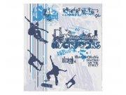 Vliesové fototapety na zeď Skate | MS-3-0313 | 225x250 cm Fototapety vliesové