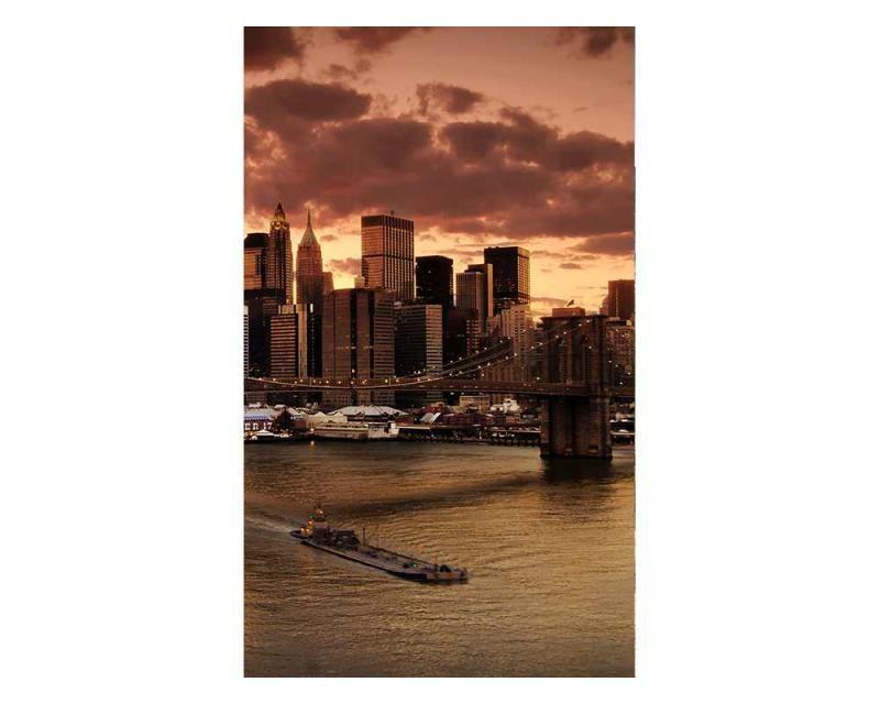 Vliesové fototapety na zeď New York | MS-2-0002 | 150x250 cm - Fototapety vliesové