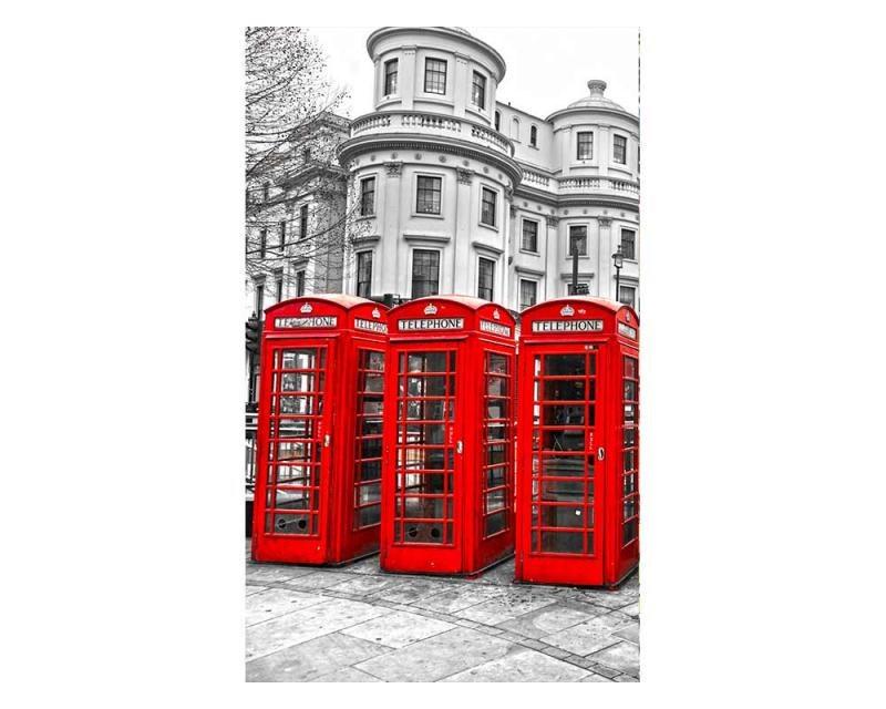 Vliesové fototapety na zeď Londýn   MS-2-0020   150x250 cm - Fototapety vliesové
