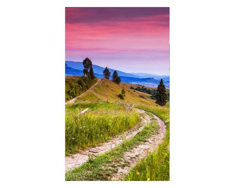 Vliesové fototapety na zeď Příroda s červánky | MS-2-0061 | 150x250 cm - Fototapety vliesové