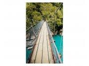 Vliesové fototapety na zeď Dřevěný most | MS-2-0082 | 150x250 cm Fototapety vliesové