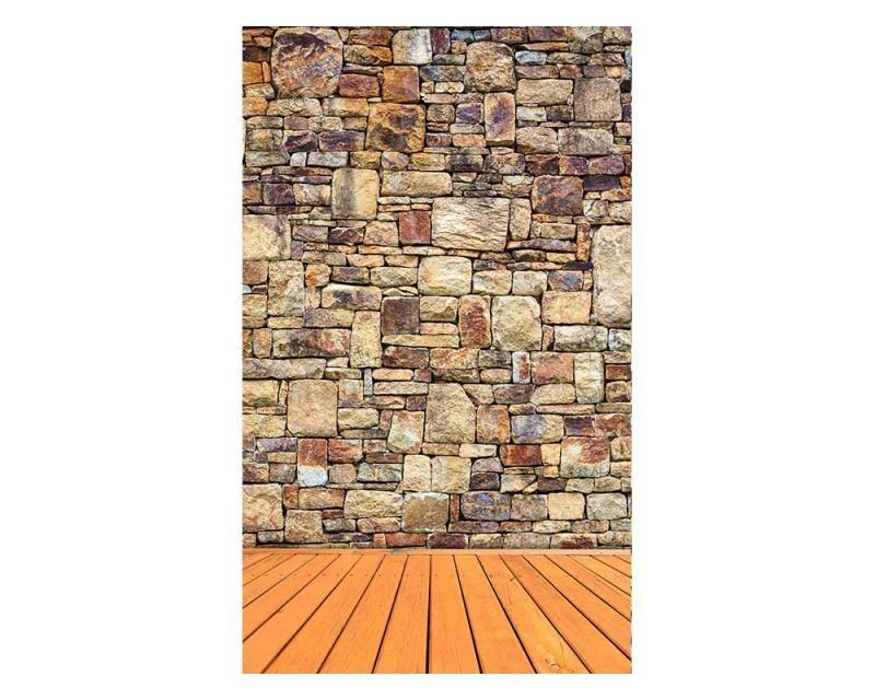 Vliesové fototapety na zeď Kamenná stěna | MS-2-0169 | 150x250 cm - Fototapety vliesové
