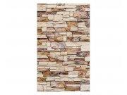 Vliesové fototapety na zeď kamenná zeď | MS-2-0172 | 150x250 cm Fototapety vliesové