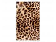 Vliesové fototapety na zeď Leopardí kůže | MS-2-0184 | 150x250 cm Fototapety vliesové