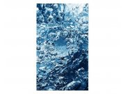 Vliesové fototapety na zeď Perlivá voda | MS-2-0236 | 150x250 cm Fototapety vliesové