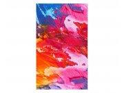 Vliesové fototapety na zeď Abstraktní malba | MS-2-0268 | 150x250 cm Fototapety vliesové