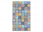 Vliesové fototapety na zeď Starobylé kachličky | MS-2-0276 | 150x250 cm Fototapety vliesové