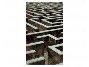Vliesové fototapety na zeď 3D labyrint | MS-2-0279 | 150x250 cm Fototapety vliesové
