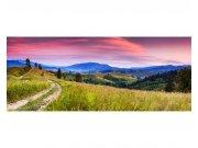 Panoramatické vliesové fototapety na zeď Příroda s červánky | MP-2-0061 | 375x150 cm Fototapety vliesové
