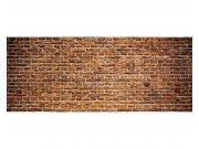 Panoramatické vliesové fototapety na zeď Stará cihlová zeď | MP-2-0167 | 375x150 cm Fototapety vliesové