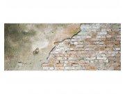 Panoramatické vliesové fototapety na zeď Oprýskaná zeď | MP-2-0168 | 375x150 cm Fototapety vliesové