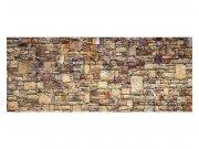 Panoramatické vliesové fototapety na zeď Kamenná stěna | MP-2-0169 | 375x150 cm Fototapety vliesové