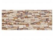 Panoramatické vliesové fototapety na zeď kamenná zeď | MP-2-0172 | 375x150 cm Fototapety vliesové