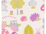93555-1 Dětské tapety na zeď Boys and Girls 5 - Papírová tapeta Tapety AS Création - Boys and Girls 5