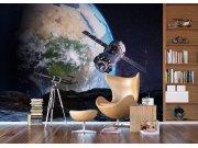 Vliesová fototapeta Vesmírná stanice FTNXXL-1233 | 360x270 cm Fototapety vliesové - Vliesové fototapety AG