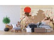 Vliesová fototapeta Japonská zahrada FTNXXL-1237 | 360x270 cm Fototapety vliesové - Vliesové fototapety AG