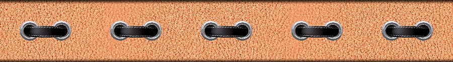 Samolepící bordura Hnědý náramek WB8245 - Samolepící bordury