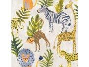 Dětská vliesová tapeta na zeď LO2201 | Little Ones | lepidlo zdarma Tapety Vavex - Tapety Grandeco - Tapety Little ones