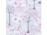 Dětská vliesová tapeta na zeď LO2101 | Little Ones | lepidlo zdarma Tapety Vavex - Tapety Grandeco - Tapety Little ones