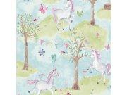 Dětská vliesová tapeta na zeď LO2102 | Little Ones | lepidlo zdarma Tapety Vavex - Tapety Grandeco - Tapety Little ones