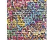 Papírová tapeta na zeď Kids and Teens III 213201 | lepidlo zdarma Tapety Rasch - Tapety Kids & Teens