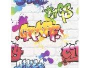 Papírová tapeta na zeď Kids and Teens III 272901 | lepidlo zdarma Tapety Rasch - Tapety Kids & Teens
