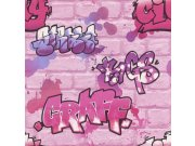 Papírová tapeta na zeď Kids and Teens III 272918 | lepidlo zdarma Tapety Rasch - Tapety Kids & Teens