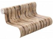 Tapeta African Queen dřevěné desky 473216 Výprodej