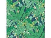 Vliesová tapeta Club Botanique 538922 | Lepidlo zdarma Tapety Rasch - Tapety Club Botanique