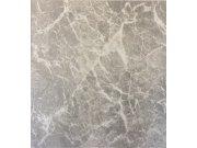 Samolepicí podlahové pvc čtverce šedý mramor DF0003 Samolepící dlažba