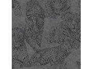 Luksuzna zidna flis tapeta Blooming BL22722 | Panther | 0,53 x 10 m | Ljepilo besplatno Decoprint