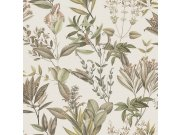 Luksuzna zidna flis tapeta Blooming květinový vzor BL22740 | 0,53 x 10 m | Ljepilo besplatno Decoprint
