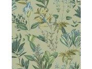 Luksuzna zidna flis tapeta Blooming BL22741 | 0,53 x 10 m | Ljepilo besplatno Decoprint