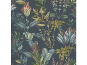 Luksuzna zidna flis tapeta Blooming květinový vzor BL22744 | 0,53 x 10 m | Ljepilo besplatno Decoprint