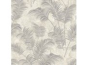 Luksuzna zidna flis tapeta Blooming tropické listy BL22760 | 0,53 x 10 m | Ljepilo besplatno Decoprint