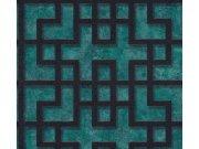 37465-1 Moderan flis tapeta za zid Asian Fusion, 0,53 x 10 m | Ljepilo besplatno AS Création