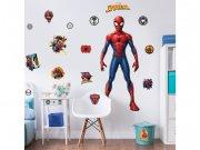 Samolepicí dekorace Walltastic Spiderman 45675 Dětské samolepky na zeď